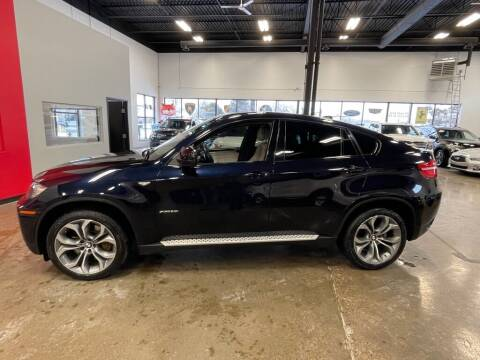 2014 BMW X6 for sale at CarNova in Sterling Heights MI