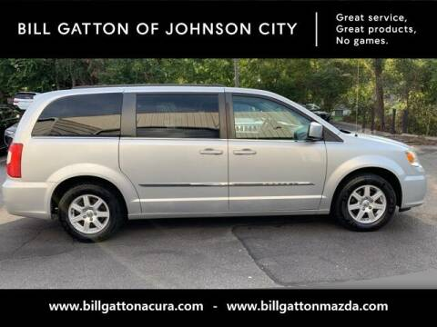 2012 Chrysler Town and Country for sale at Bill Gatton Used Cars - BILL GATTON ACURA MAZDA in Johnson City TN