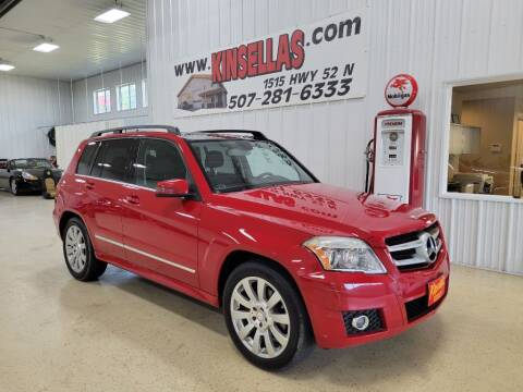 2011 Mercedes-Benz GLK for sale at Kinsellas Auto Sales in Rochester MN