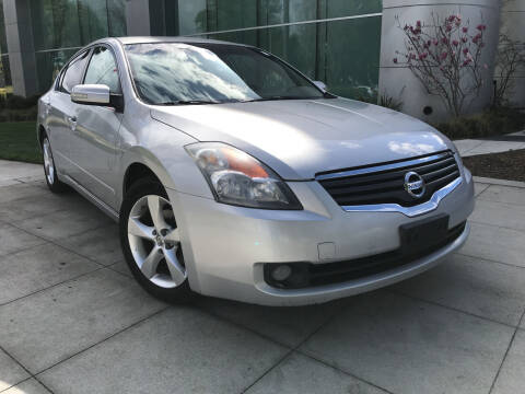 2008 Nissan Altima for sale at Top Motors in San Jose CA