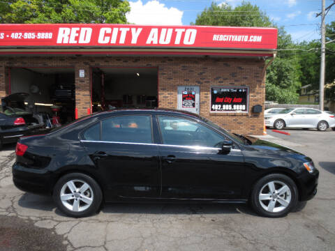 2013 Volkswagen Jetta for sale at Red City  Auto in Omaha NE