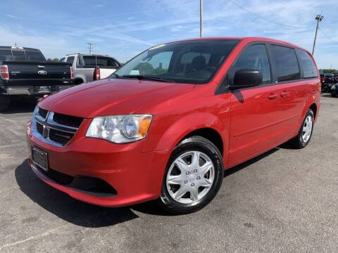 2014 Dodge Grand Caravan for sale at Superior Auto Mall of Chenoa in Chenoa IL