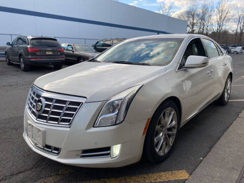 2013 Cadillac XTS for sale at JerseyMotorsInc.com in Teterboro NJ