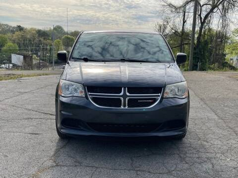 2014 Dodge Grand Caravan for sale at Car ConneXion Inc in Knoxville TN