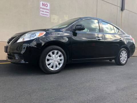 2014 Nissan Versa for sale at International Auto Sales in Hasbrouck Heights NJ