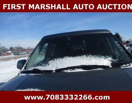 2011 Kia Soul for sale at First Marshall Auto Auction in Harvey IL