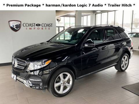 2018 Mercedes-Benz GLE for sale at Coast to Coast Imports in Fishers IN