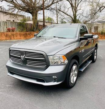 2013 RAM Ram Pickup 1500 for sale at Monterrey Auto Brokers in Decatur GA