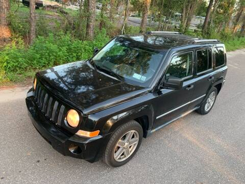 2008 Jeep Patriot for sale at Next Autogas Auto Sales in Jacksonville FL