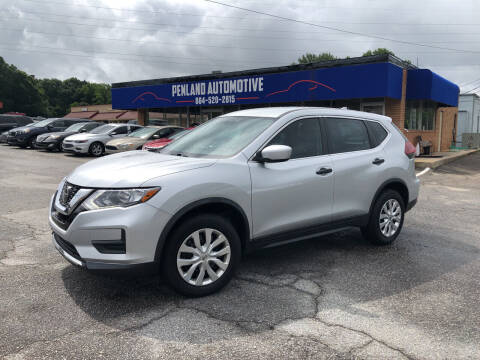 2018 Nissan Rogue for sale at Penland Automotive Group in Laurens SC