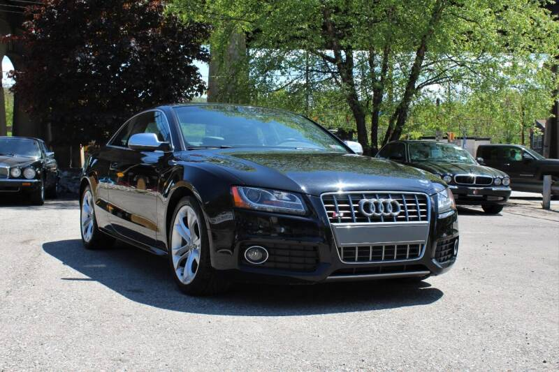 2010 Audi S5 for sale at Cutuly Auto Sales in Pittsburgh PA