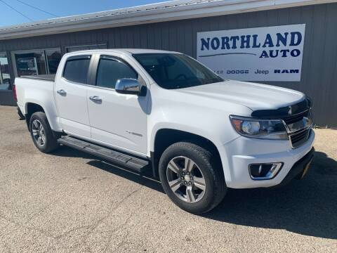 2015 Chevrolet Colorado for sale at Northland Auto in Humboldt IA