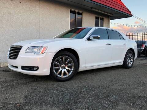 2011 Chrysler 300 for sale at BOARDWALK MOTOR COMPANY in Fairfield CA