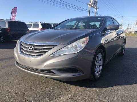 2011 Hyundai Sonata for sale at Instant Auto Sales in Chillicothe OH