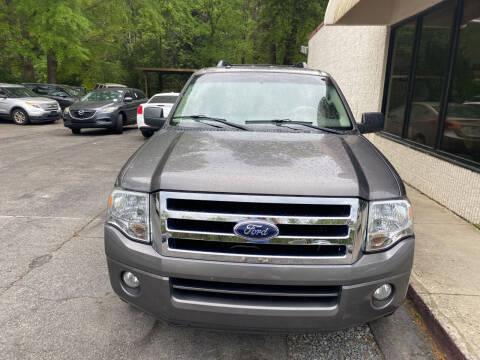2012 Ford Expedition EL for sale at J Franklin Auto Sales in Macon GA