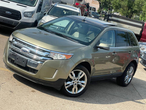 2013 Ford Edge for sale at Exclusive Auto Group in Cleveland OH