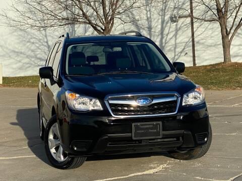 2016 Subaru Forester for sale at MILANA MOTORS in Omaha NE