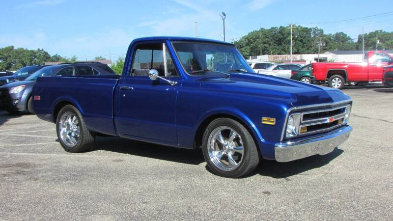 1968 Chevrolet C/K 10 Series for sale at Begleys Automotive Group in Elkhart IN