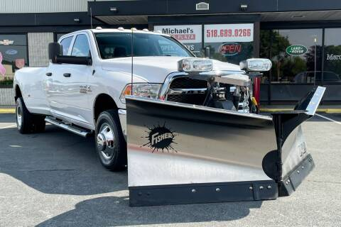 2018 RAM Ram Pickup 3500 for sale at Michaels Auto Plaza in East Greenbush NY