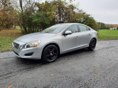 2013 Volvo S60 for sale at Moundbuilders Motor Group in Heath OH