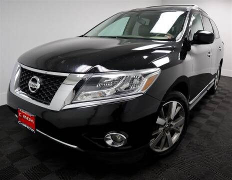 2014 Nissan Pathfinder for sale at CarNova in Stafford VA