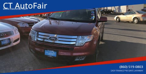 2008 Ford Edge for sale at CT AutoFair in West Hartford CT