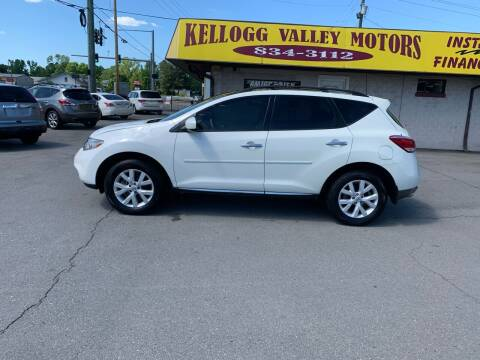2011 Nissan Murano for sale at Kellogg Valley Motors in Gravel Ridge AR