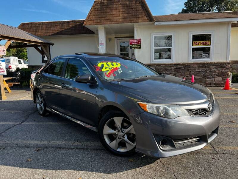 2014 Toyota Camry for sale at Hola Auto Sales Doraville in Doraville GA