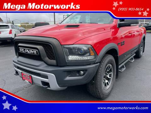 2015 RAM Ram Pickup 1500 for sale at Mega Motorworks in Appleton WI