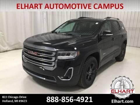2021 GMC Acadia for sale at Elhart Automotive Campus in Holland MI