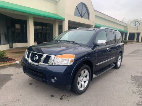 2011 Nissan Armada for sale at Aman Auto Mart in Murfreesboro TN