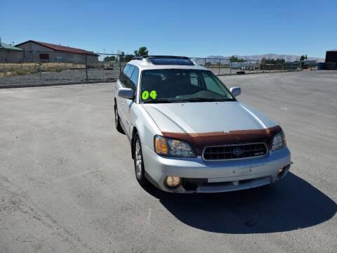 2004 Subaru Outback for sale at FRESH TREAD AUTO LLC in Springville UT