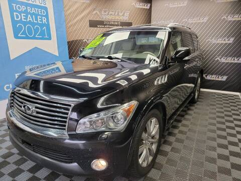 2013 Infiniti QX56 for sale at X Drive Auto Sales Inc. in Dearborn Heights MI