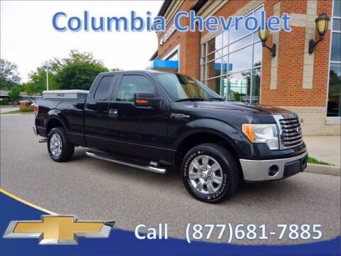 2010 Ford F-150 for sale at COLUMBIA CHEVROLET in Cincinnati OH
