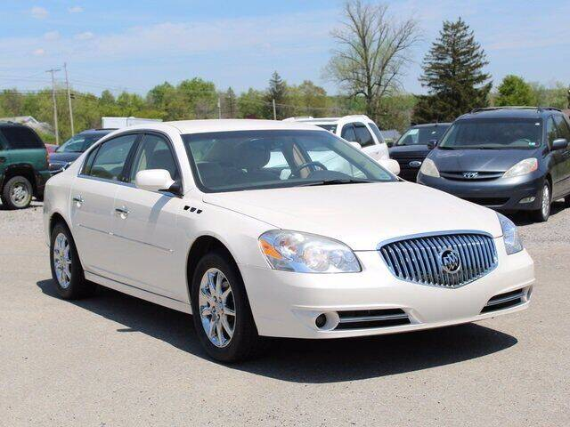 2010 Buick Lucerne for sale at Street Track n Trail - Vehicles in Conneaut Lake PA