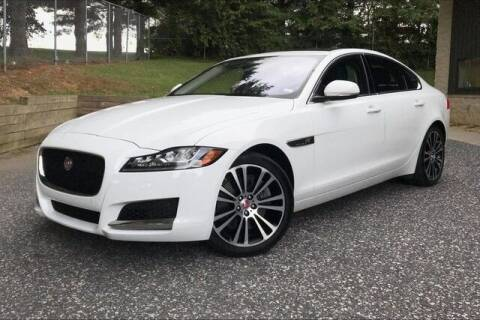 2016 Jaguar XF for sale at TRUST AUTO in Sykesville MD