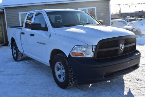 2012 RAM Ram Pickup 1500 for sale at Alaska Best Choice Auto Sales in Anchorage AK