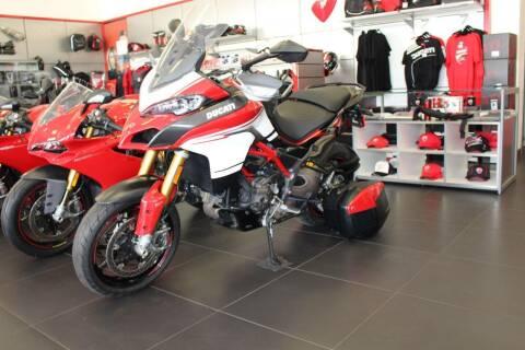2016 Ducati Multistrada 1260 PIKES PEAK for sale at Peninsula Motor Vehicle Group in Oakville NY
