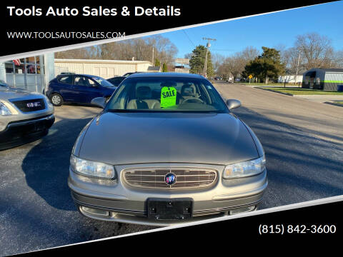 2002 Buick Regal for sale at Tools Auto Sales & Details in Pontiac IL