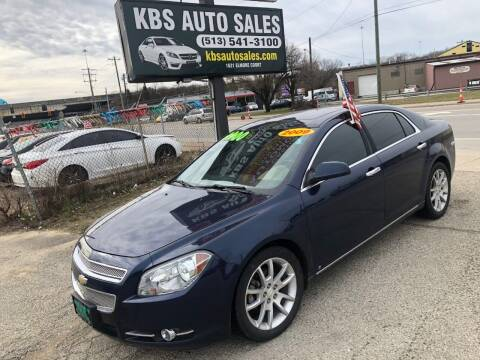2009 Chevrolet Malibu for sale at KBS Auto Sales in Cincinnati OH