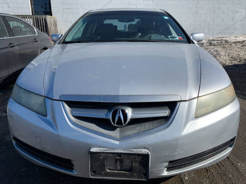 2004 Acura TL for sale at JerseyMotorsInc.com in Teterboro NJ