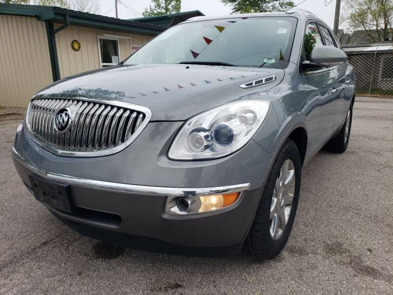 2008 Buick Enclave for sale at BBC Motors INC in Fenton MO
