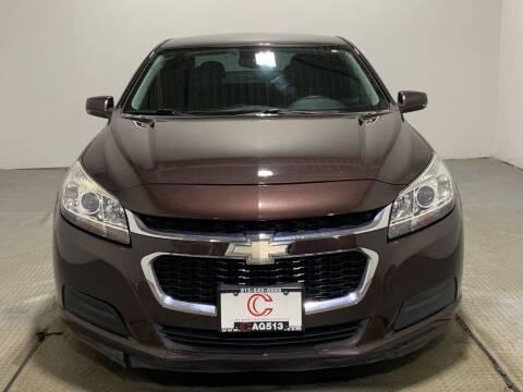 2015 Chevrolet Malibu for sale at Cincinnati Automotive Group in Lebanon OH