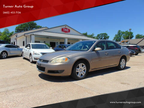 2007 Chevrolet Impala for sale at Turner Auto Group in Greenwood MS