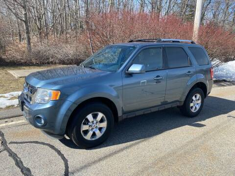 2011 Ford Escape for sale at Padula Auto Sales in Braintree MA
