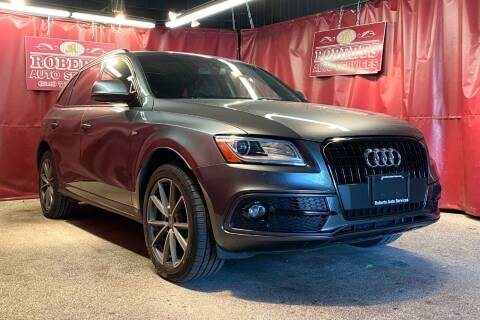2016 Audi Q5 for sale at Roberts Auto Services in Latham NY