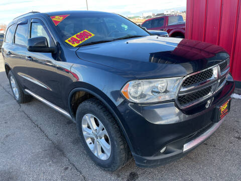 2012 Dodge Durango for sale at Top Line Auto Sales in Idaho Falls ID