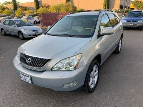 2005 Lexus RX 330 for sale at C. H. Auto Sales in Citrus Heights CA