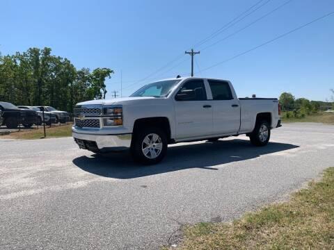 2014 Chevrolet Silverado 1500 for sale at Madden Motors LLC in Iva SC