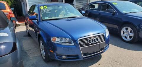 2005 Audi A4 for sale at Falmouth Auto Center in East Falmouth MA